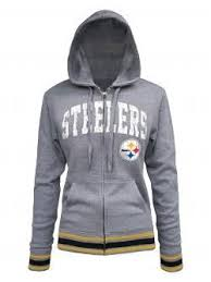 Stripe This Zip Official Steelers Steelers Women's Tri-blend Hoodie F… Online Omg I Full - Pittsburgh Nfl Trim Want Fashion Store