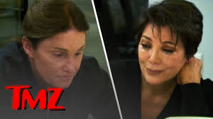 Caitlyn Jenner Makes Kris Cry TMZ YouTube