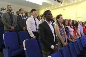 Торжественное вручение дипломов иностранным выпускникам ВГУ  состоялась официальная церемония вручения дипломов иностранным выпускникам ВГУ 2015 года организованная Институтом международного образования