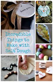 Easy Things To Make Incredible Things To Make With Salt Dough How Wee Learn