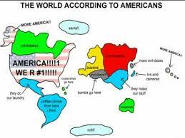 American World Map Youtube