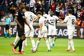 Eintracht Frankfurt - Fenerbahçe (1-1)