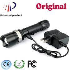 ᗛUniqueFire P2 Ayarlanabilir Odak LED el feneri 3 Modu XPE Led Beyaz ışıklı  fener + 1x Şarj Şarj Edilebilir LED Spot - a153