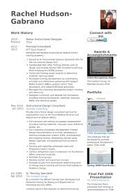 Inspirational Instructional Design Resume 12 Design Consultant