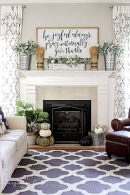 28 best farmhouse mantel decor ideas and designs for 2018 decorating ideas for tv over fireplace decorate tv niche above fireplace