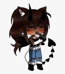 Gacha Life Wolf Girl Cute, HD Png ...