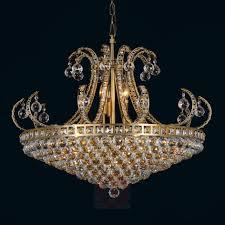 basket chandelier ella with glass crystal 6064280 31