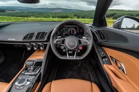 audi r8 spyder interior.  Audi Audi R8 Spyder V10 Plus  Interior To Interior