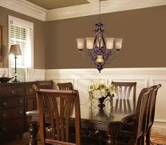 image of hanging dining room light fixture