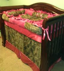 decoration camo baby girl crib bedding camouflage room new custom
