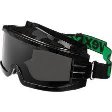 Очки защитные закрытые газосварочные <b>Uvex Ультравижн</b> серые