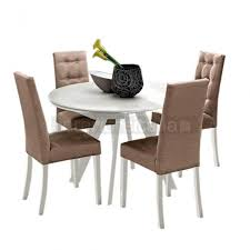 italian glass extending dining table part of the dama bianca collection