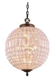 outdoor captivating globe chandelier lighting 16 crystal lucienne light pendant in french gold chandeliers lamp modern