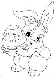 Top 15 Free Printable Easter Bunny Coloring Pages Online Colouring