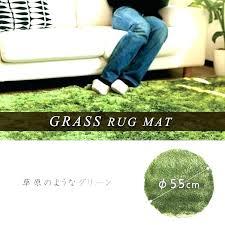 rug that looks like grass best of green grass rug for rugs that look like grass