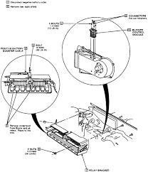 Buick Heater Controls Wiring