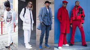 The Street <b>Style</b> Crowd Went Full Monochrome at <b>New</b> York <b>Fashion</b> ...