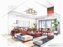 Drawing Interior Design Design