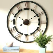 36 wall clock wall clocks wall clocks inch wall clock large black wall clock hanging above