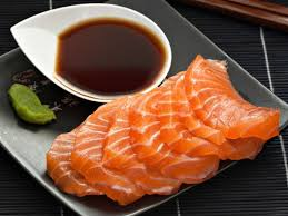 Salmon Sashimi Nutrition Facts Eat This Much