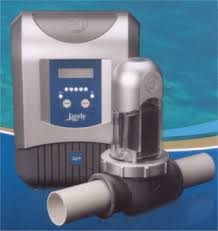 jandy aqualink rs pool spa control systems jandy aquapure ei series salt water system hard wire and plug in versions for