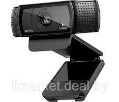 <b>Веб-камера</b> Logitech HD Pro Webcam C920 (960-001055) Black ...