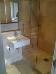 Partition Bathroom Design Awesome Glass Separation For Bathroom Design With Amazing
