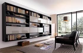 Modern home library design Interior Modern Home Library Design Simple Ideas Astonishing Interior On And 600383 Homegramco Modern Home Library Design Homegramco