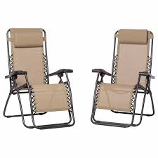 Camping Folding Table And Chairs Set Folding Patio Chairs Zero Gravity Chair Set Of 2 Headrest Patio