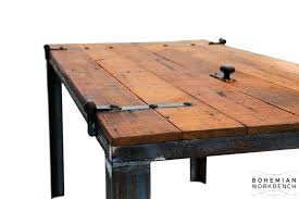 rustic wooden desk old barn door desk table reclaimed materials rustic wood office chair