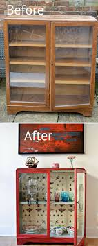 diy vintage furniture. furniture flip using the best chalk paint annie sloan red emperoru0027s silk and decoupage vintage graphics diy