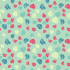 Patterned Paper Simple Seamless Colorful Pattern Vector Background With Hand Drawn