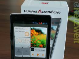 Huawei Ascend G700 im Test