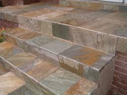 tiling over concrete steps concrete