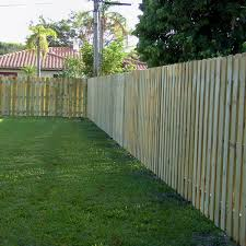 Find wood fence fencing & gates at lowe's today. Wood Fencing In Palm Beach County By Fencing South Florida