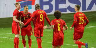 Les Diables domptent l'Angleterre mais doivent encore attendre pour le  final four (2-0) - DH Les Sports+