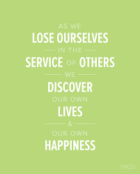 Quotes About Service To Others Cool LDS Quotes As We Lose Ourselves In The Service Of Others By Dieter