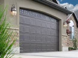 dark brown garage doorsGarage Doors Grooved Dark Brown Color  Grooved Panel Garage  Flickr