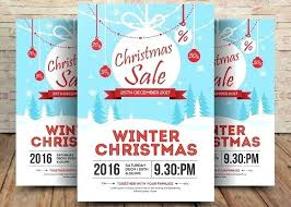 sale flyers sales flyer template ant sale free christmas word