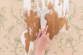Homemade Wallpaper Remover