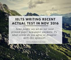 ielts writing recent actual test in model essay com ielts writing actual test
