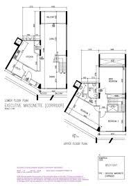 arrow shaped floorplans 7