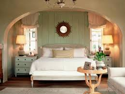 Französische Land Schlafzimmer Ideen Schöne Komfort Bett Weiß