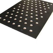 china sound deadening perforated wood acoustic panels for meeting room supplier
