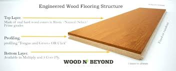 installing engineered flooring