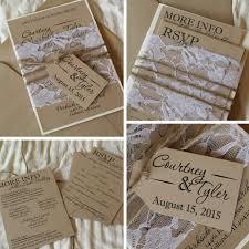 Wedding Card Collage Adler Cook Wedding Invitations Design By Sarah