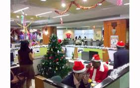 christmas decoration office. Christmas Decoration Office YouTube