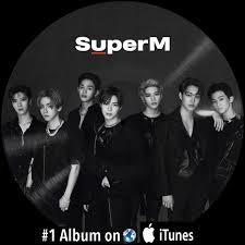 World Itunes Album Chart Superm Lands Worldwide Itunes Album Chart Titled Debut Ep