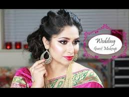 07 40 grwm indian wedding guest makeup wedding makeup supritha looks gorgeous yet simple for her reception