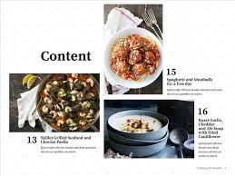 Cookbook Format Template Ebook Cookbook Template Fiddler On Tour